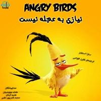 پرندگان خشمگین، نیازی به عجله نیست