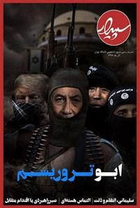 نشریه سپیدار دانشگاه تهران ـ شماره ۱۶۷ ـ آذر ماه ۹۹