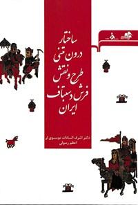 ساختار درونمتنی طرح و نقش فرش دستباف ایران
