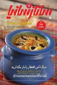 ماهنامه ساناز سانیا ـ شماره ۱۱۰ ـ خرداد ۹۶