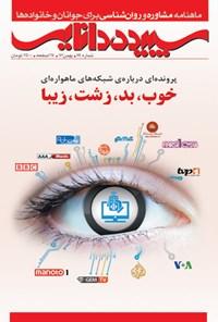 ماهنامه سپیده دانایی _ شماره ۷۴ _ بهمن ۱۳۹۲
