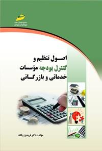 اصول تنظیم و کنترل بودجه موسسات خدماتی و بارزگانی