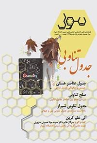فصلنامه علمی دانشجویی مول ـ شماره ۱ ـ پاییز ۹۸