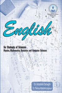 English for students of sciences