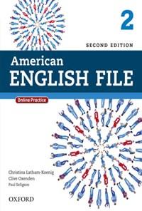 American English File 2 SB+WB