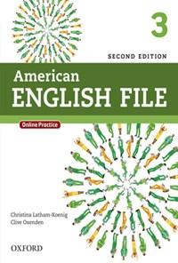 American English File 3 SB+WB