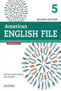 American English File 5 SB+WB
